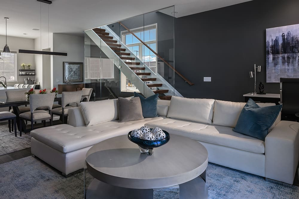 Modern Townhome 01